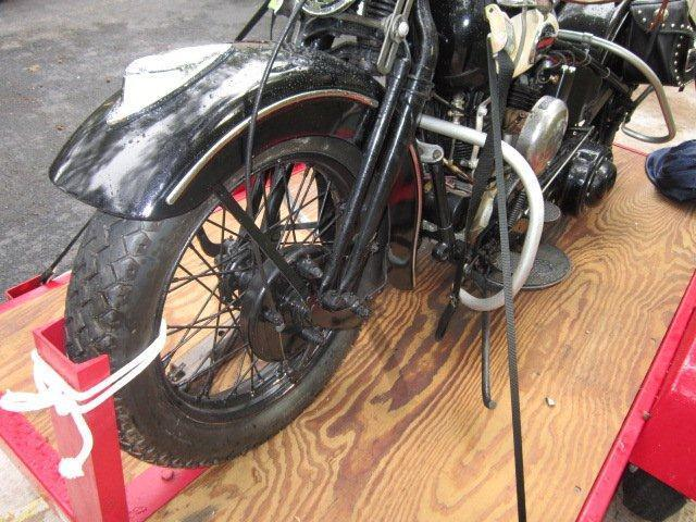 Sunday Various Estates, Watchmakers Shop and a 1939 Harley-Davidson Flathead motorcycle - 14083.jpg