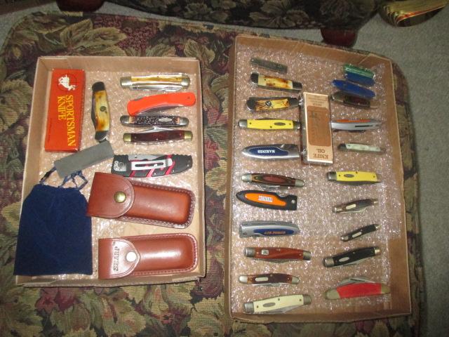 John Cole Estate Auction-Tools. Knives, Toys, Trains, Guns and More Elizabethton - IMG_2572.JPG