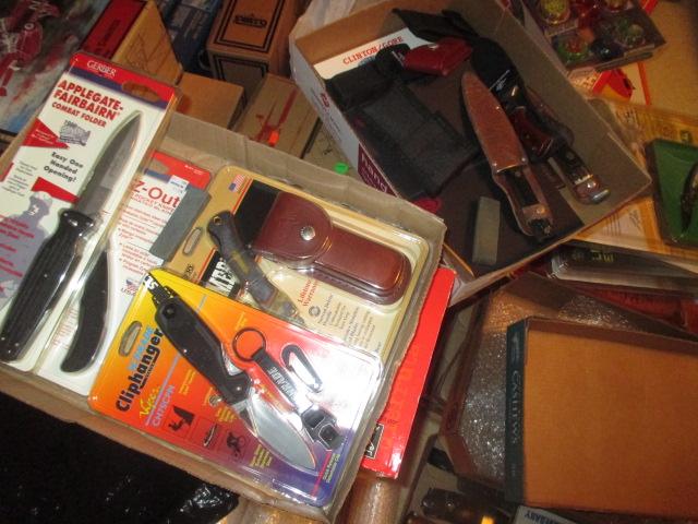 John Cole Estate Auction-Tools. Knives, Toys, Trains, Guns and More Elizabethton - IMG_2578.JPG