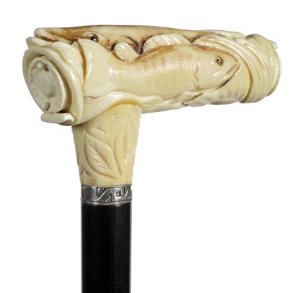 Auction of a 40 Year Cane Collection, Two Mansions Collection - 1_2.jpg