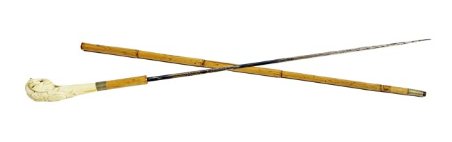 Auction of a 40 Year Cane Collection, Two Mansions Collection - 82_3.jpg