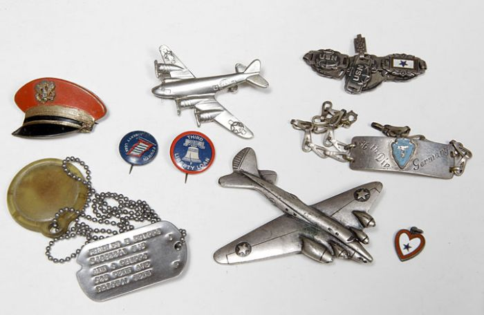 Lifetime Military Collection- USA, Nazi, Firearms, Uniforms and More - 78.jpg