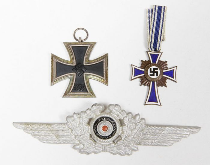 Lifetime Military Collection- USA, Nazi, Firearms, Uniforms and More - 94.jpg