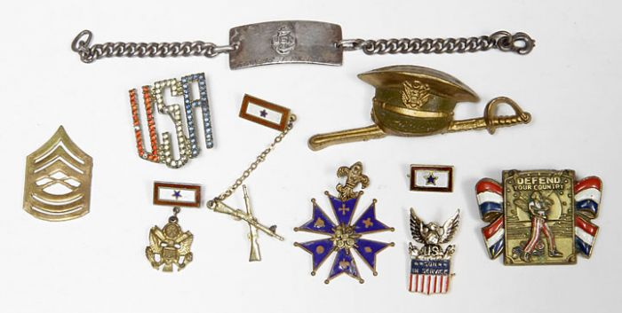 Lifetime Military Collection- USA, Nazi, Firearms, Uniforms and More - 97.jpg