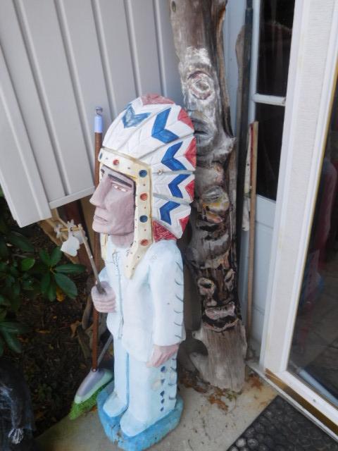 Yard Art, Stones, Carving,Vessels, Whirligigs, Folk Art from the Estate Of Mark King - DSCN1323.JPG