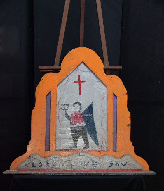 Outsider Art Absentee Two Week Timed Auction -Ends March 18th - 107_1.jpg