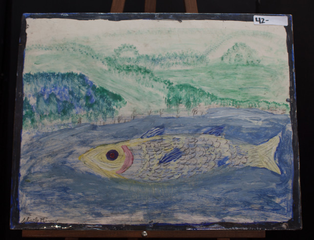 Outsider Art Absentee Two Week Timed Auction -Ends March 18th - 42_1.jpg
