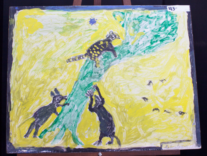 Outsider Art Absentee Two Week Timed Auction -Ends March 18th - 43_1.jpg