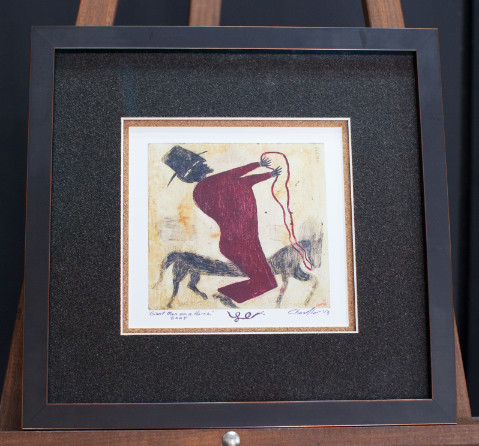 Outsider Art Absentee Two Week Timed Auction -Ends March 18th - 62_1.jpg