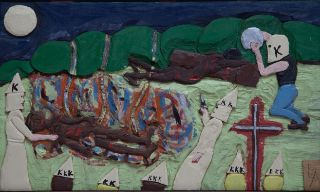 Outsider Art Absentee Two Week Timed Auction -Ends March 18th - 84_1.jpg