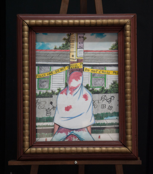 Outsider Art Absentee Two Week Timed Auction -Ends March 18th - 87_1.jpg