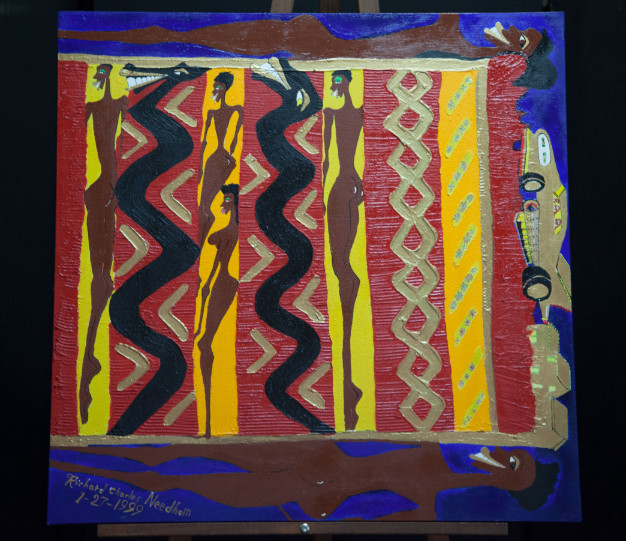 Outsider Art Absentee Two Week Timed Auction -Ends March 18th - 90_1.jpg