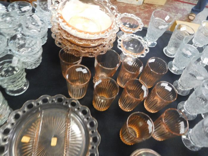 California Estate plus a Lifetime Depression Glass Collection - DSCN2467.JPG