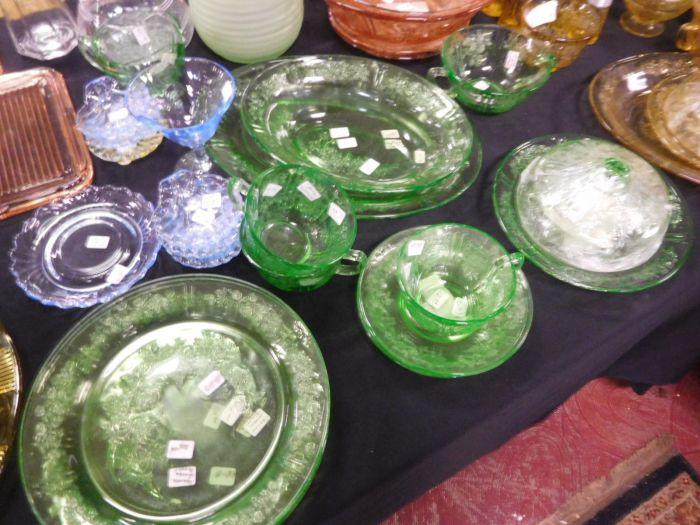 California Estate plus a Lifetime Depression Glass Collection - DSCN2469.JPG