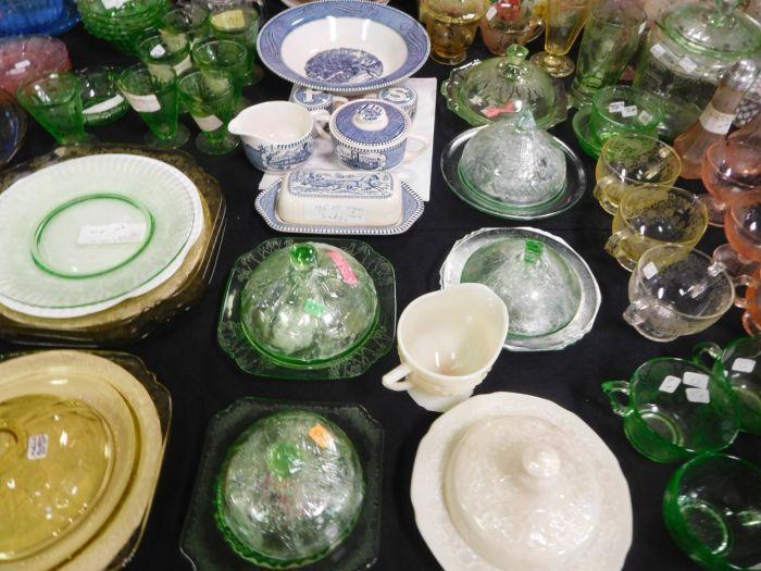 California Estate plus a Lifetime Depression Glass Collection - DSCN2472.JPG