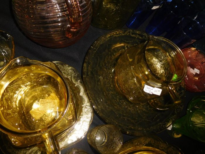 California Estate plus a Lifetime Depression Glass Collection - DSCN2565.JPG