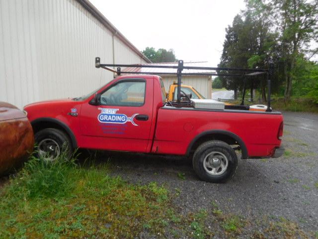 Greg Hensley (Tri City Excavating) Estate Kingsport Tennessee  - DSCN6164.JPG