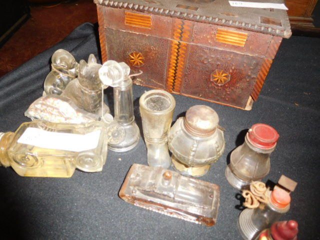 Antiques and Estates Auction New Years Day- Dr. Ralph Van Brocklin Crocks and  Advertising, Don and Shirley Kay  Collection, Charlie Green Bottle Collection and much more - DSCN8170.JPG