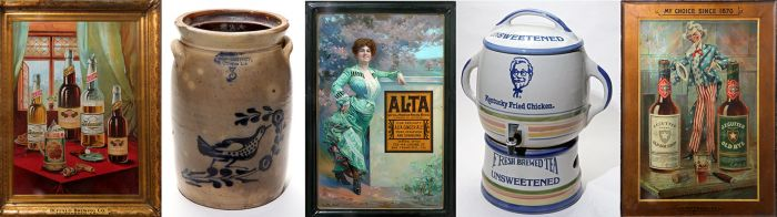 Antiques and Estates Auction New Years Day- Dr. Ralph Van Brocklin Crocks and  Advertising, Don and Shirley Kay  Collection, Charlie Green Bottle Collection and much more - banner_11.jpg