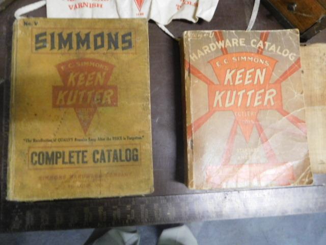 Advertising, Large Keen Kutter, Vintage toy, Jars Etc two Estate Collections - DSCN9484.JPG