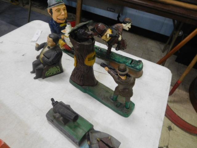 Advertising, Large Keen Kutter, Vintage toy, Jars Etc two Estate Collections - DSCN9582.JPG