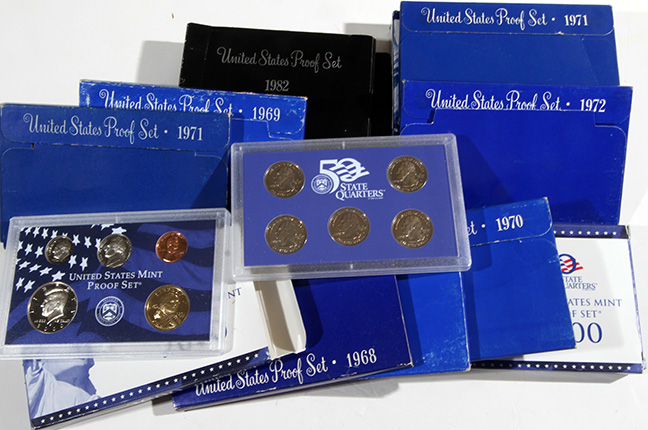 Rare Proof Coins and others, Fine Military-Modern- And Long Guns- A St. Louis Cane Collection - 116_1.jpg