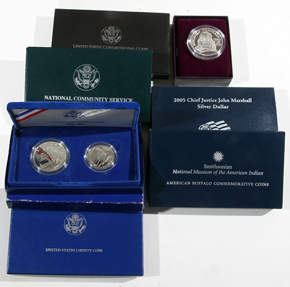 Rare Proof Coins and others, Fine Military-Modern- And Long Guns- A St. Louis Cane Collection - 130_1.jpg