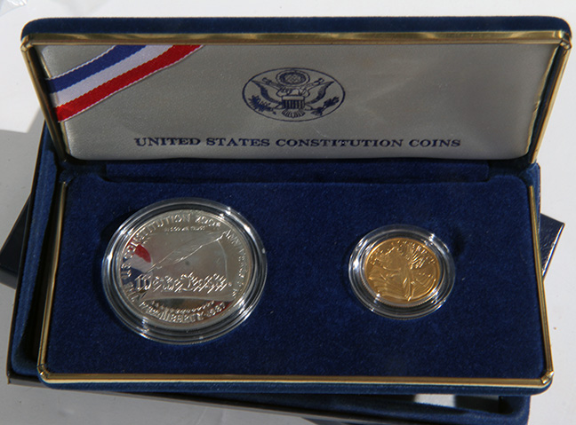 Rare Proof Coins and others, Fine Military-Modern- And Long Guns- A St. Louis Cane Collection - 137_1.jpg