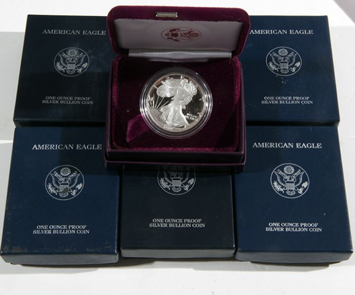 Rare Proof Coins and others, Fine Military-Modern- And Long Guns- A St. Louis Cane Collection - 138_1.jpg
