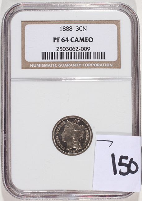 Rare Proof Coins and others, Fine Military-Modern- And Long Guns- A St. Louis Cane Collection - 150_1.jpg