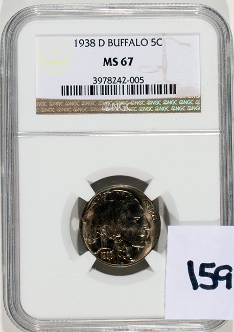 Rare Proof Coins and others, Fine Military-Modern- And Long Guns- A St. Louis Cane Collection - 159_1.jpg