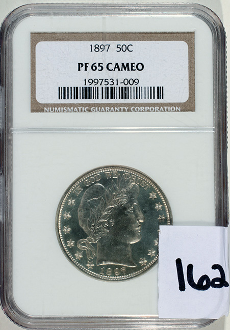 Rare Proof Coins and others, Fine Military-Modern- And Long Guns- A St. Louis Cane Collection - 162_1.jpg
