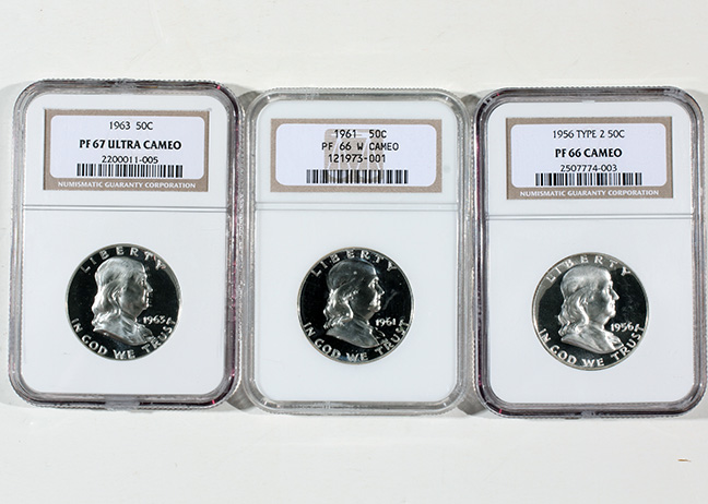Rare Proof Coins and others, Fine Military-Modern- And Long Guns- A St. Louis Cane Collection - 186_1.jpg