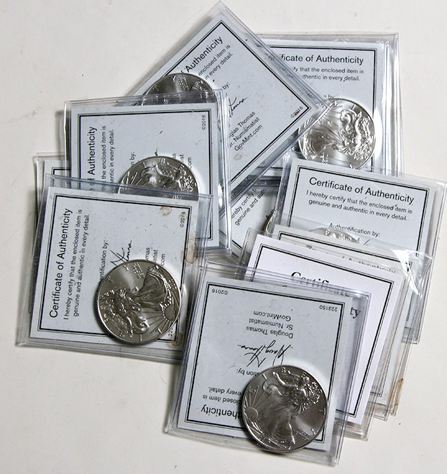 Rare Proof Coins and others, Fine Military-Modern- And Long Guns- A St. Louis Cane Collection - 27_1.jpg