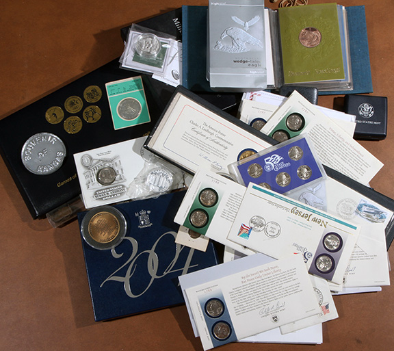 Rare Proof Coins and others, Fine Military-Modern- And Long Guns- A St. Louis Cane Collection - 36_1.jpg