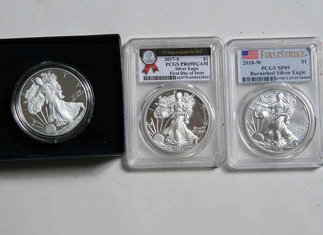 Rare Proof Coins and others, Fine Military-Modern- And Long Guns- A St. Louis Cane Collection - 37_1.jpg