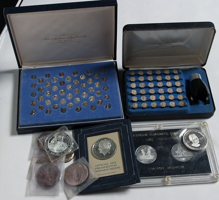 Rare Proof Coins and others, Fine Military-Modern- And Long Guns- A St. Louis Cane Collection - 38_1.jpg