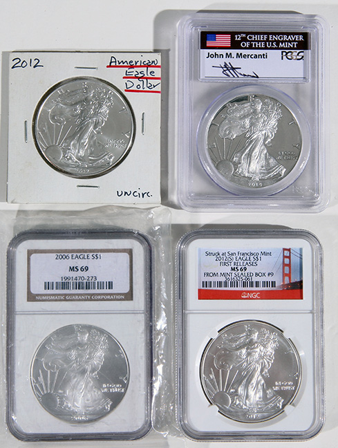 Rare Proof Coins and others, Fine Military-Modern- And Long Guns- A St. Louis Cane Collection - 70_1.jpg