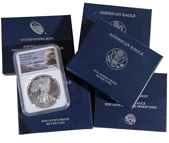 Rare Proof Coins and others, Fine Military-Modern- And Long Guns- A St. Louis Cane Collection - 75_1.jpg
