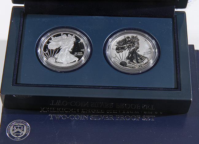 Rare Proof Coins and others, Fine Military-Modern- And Long Guns- A St. Louis Cane Collection - 80_1.jpg