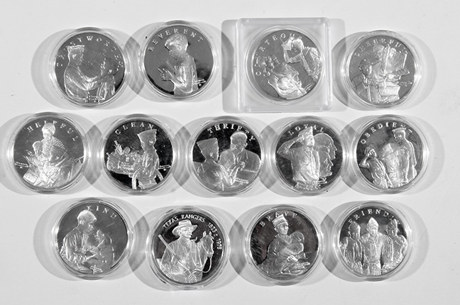 Rare Proof Coins and others, Fine Military-Modern- And Long Guns- A St. Louis Cane Collection - 88_1.jpg