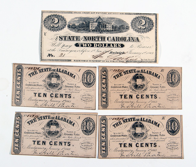 Rare Proof Coins and others, Fine Military-Modern- And Long Guns- A St. Louis Cane Collection - 8_1.jpg