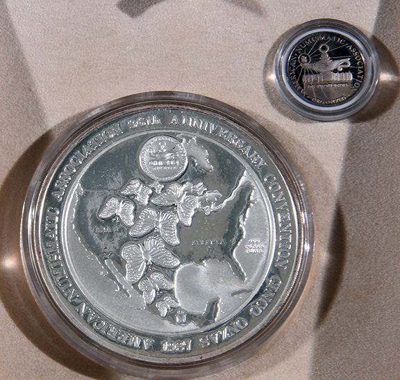 Rare Proof Coins and others, Fine Military-Modern- And Long Guns- A St. Louis Cane Collection - 90_1.jpg