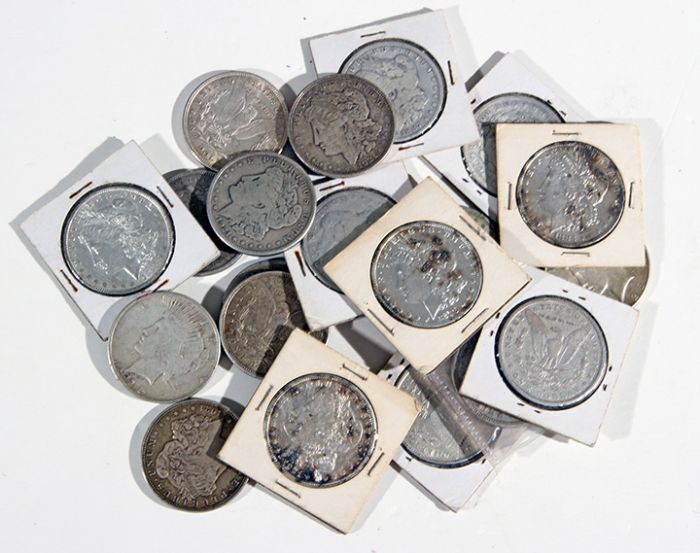 Rare Proof Coins and others, Fine Military-Modern- And Long Guns- A St. Louis Cane Collection - 93_1.jpg