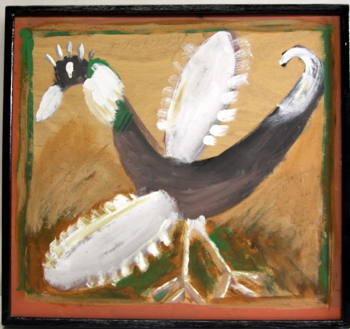 Ted and Ann Oliver Outsider- Folk Art and Pottery Lifetime Collection Auction - 153.jpg.JPG
