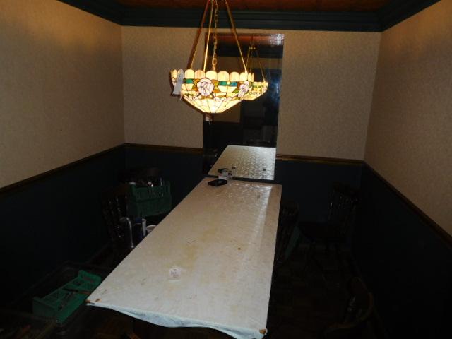 Peerless Restaurant- Furnishings, Kitchen- Architectural--Lighting and More - DSCN0032.JPG