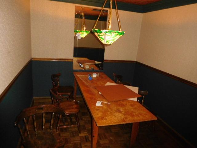 Peerless Restaurant- Furnishings, Kitchen- Architectural--Lighting and More - DSCN0034.JPG