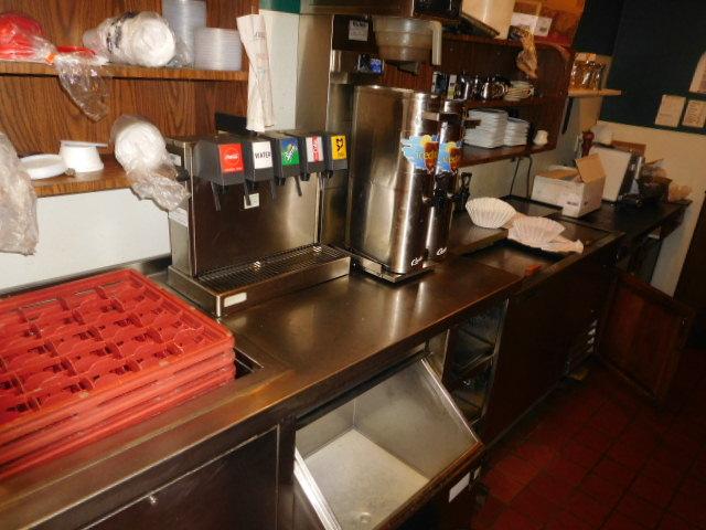 Peerless Restaurant- Furnishings, Kitchen- Architectural--Lighting and More - DSCN0073.JPG