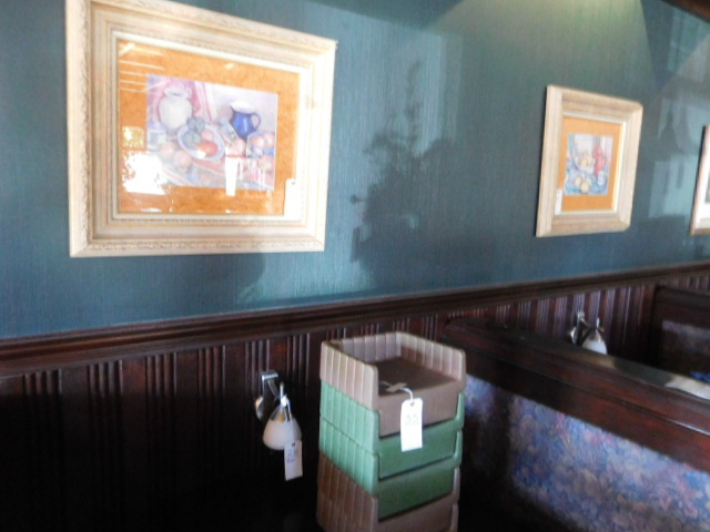 Peerless Restaurant- Furnishings, Kitchen- Architectural--Lighting and More - DSCN9983.JPG