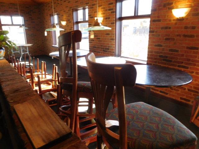 Peerless Restaurant- Furnishings, Kitchen- Architectural--Lighting and More - DSCN9992.JPG